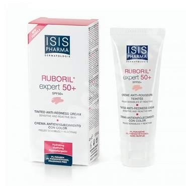 Ruboril 50+ Expert SPF 50, 40 ml, Isispharma