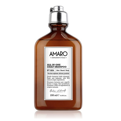 Șampon All in One Amaro, 250ml, Farmavita