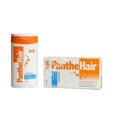 Sampon Antimatreata PanteHair , 200 ml, Dr. Muller Pharma