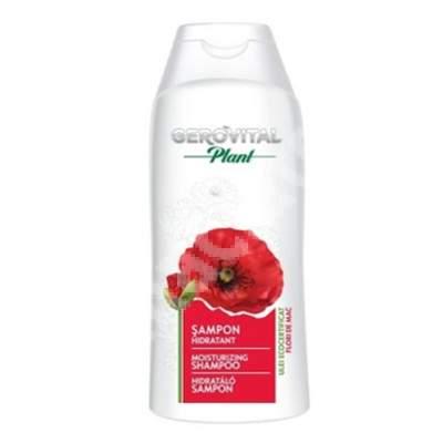 Sampon hidratant Gerovital Plant, 200 ml, Farmec