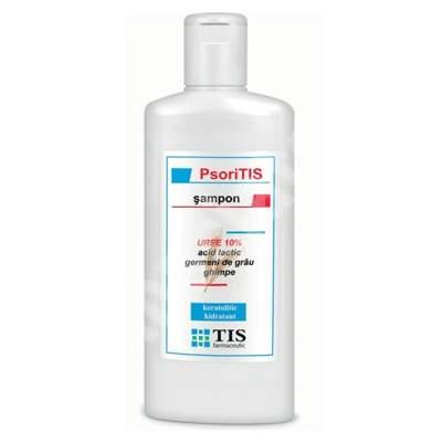 Sampon PsoriTis cu Uree 10%, 100 ml, Tis Farmaceutic