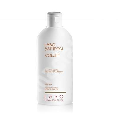 Sampon Volum Barbati, 200 ml, Labo