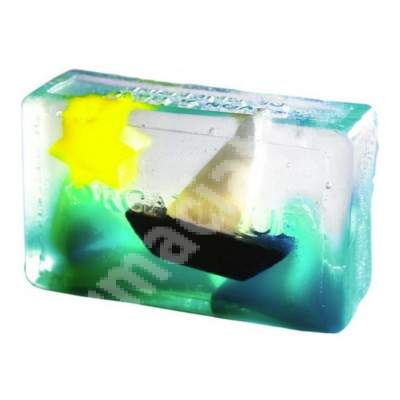 Sapun cu alge si glicerina Viata Marina, 100 g, Organique