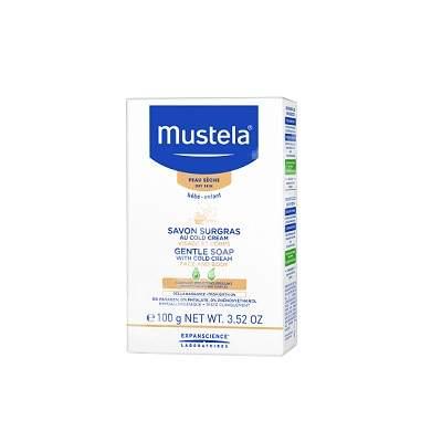 Sapun cu Cold Cream, 100 g, Mustela
