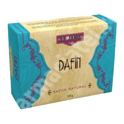 Sapun cu Dafin, 100 g, Lotus Pharmedicals