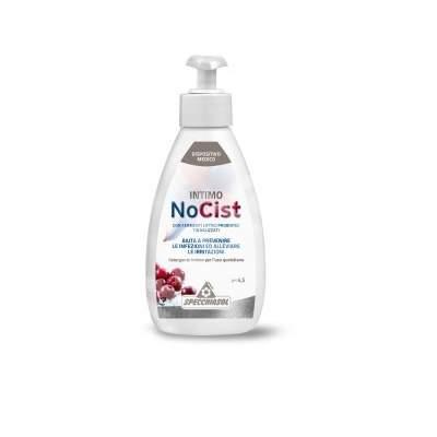 Sapun lichid intim cu actiune completa NoCist Intimo, 250 ml, Specchiasol