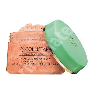 Saruri exfoliante Talasso-Scrub anti water K25088, 700 g, Collistar