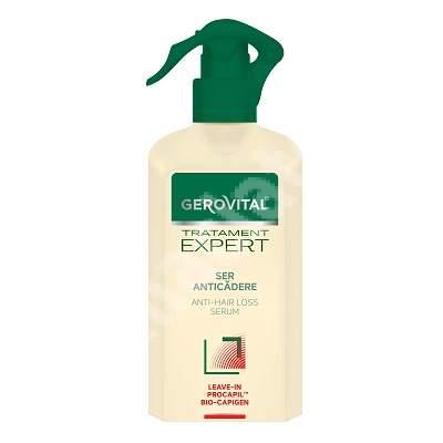 Ser anticadere Gerovital TratamentExpert, 150 ml, Farmec