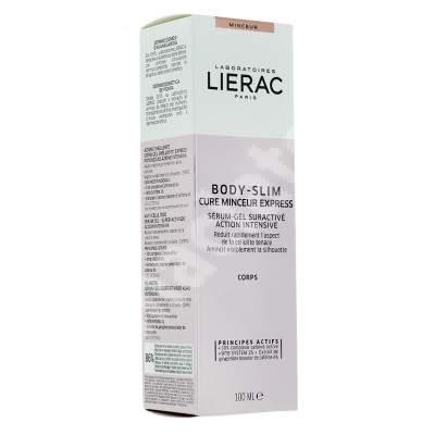 Ser anticelulitic cu actiune rapida Body-Slim, 100 ml, Lierac Paris