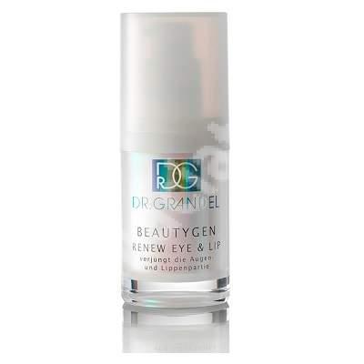 Ser concentrat pentru reintinerirea ochilor si buzelor Beautygen (40759), 15 ml, Dr. Grandel