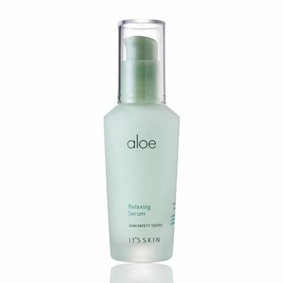 Ser de față Aloe Relaxing, 40 ml, Its Skin