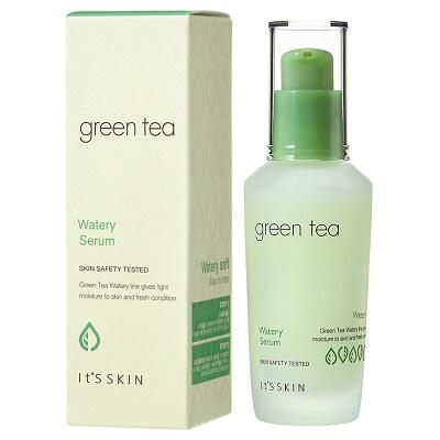 Ser de față Green Tea Watery, 40 ml , Its Skin