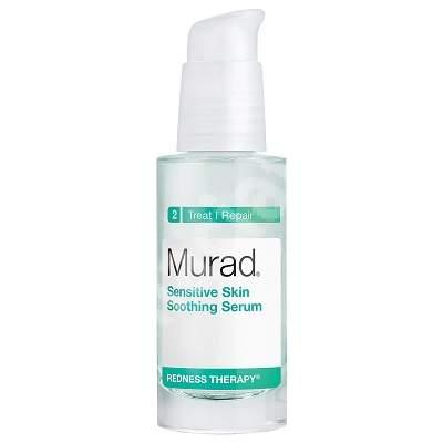 Ser hidratant pentru piele sensibila Sensitive Skin Soothing Serum, 30 ml, Murad