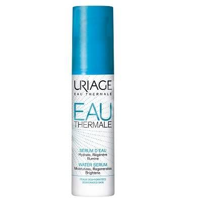 Ser hidratant pentru toate tipurile de ten deshidratat, 30 ml, Uriage