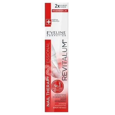 Ser intens regenerant pentru unghii Nail Therapy Revitalium, 8 ml, Eveline Cosmetics