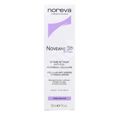 Ser intensiv antirid Noveane 3D, 30 ml, Noreva