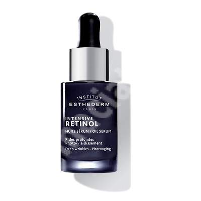 Ser Intensive Retinol Oil, 15 ml, Institut Esthederm