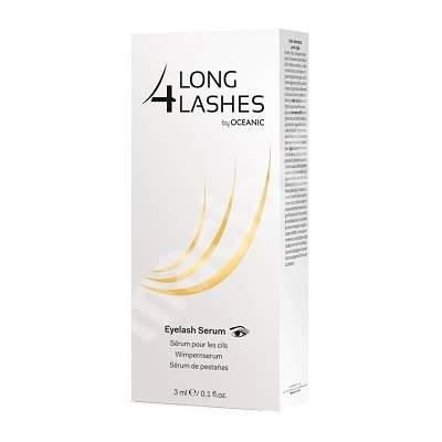Ser pentru intarirea genelor Long 4 Lashes, 3 ml, Oceanic