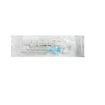 Seringă de unică folosință Kd-Ject, 2 ml, KDM