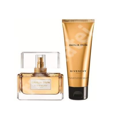 Set Apa de parfum Dahlia Divin, 50 ml + lotiune de corp, 75 ml, Givenchy