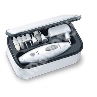 Set pentru manichiura și pedichiura cu lumina caldă de LED MP41, Beurer