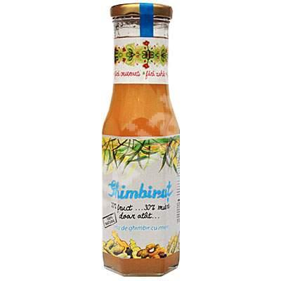 Sirop de ghimbir in miere Ghimbirut, 230 ml, Prisaca Transilvania