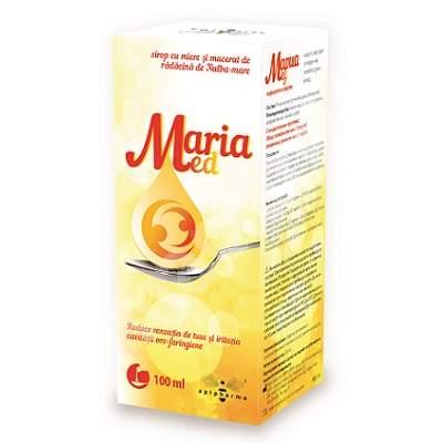 Sirop Maria Med, 100 ml, Apipharma