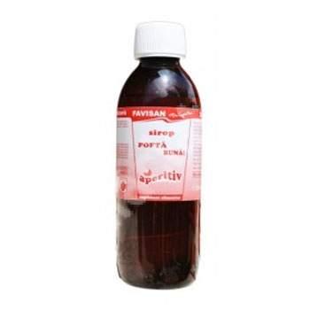 Sirop poftă bună, 250 ml, Favisan