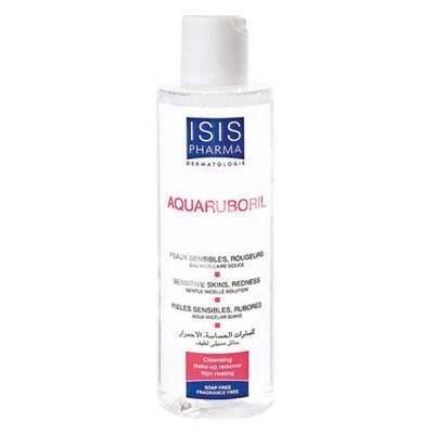 Solutie micelara de curatare Aquaruboril, 200 ml, IsisPharma