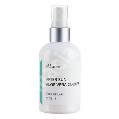 Spray After Sun Aloe Vera Cooler, 118 ml, Sabio