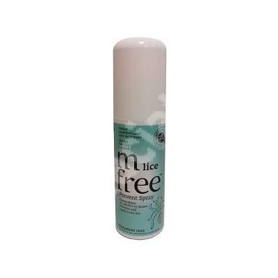 Spray anti-paduchi M-free, 100 ml, Bnef Benefit Hellas
