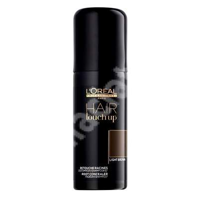 Spray corector Hair Touch Up Light Brown, 75 ml, Loreal Professionnel