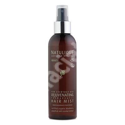 Spray de par pentru rejuvenare terapeutica, 200 ml, Natulique