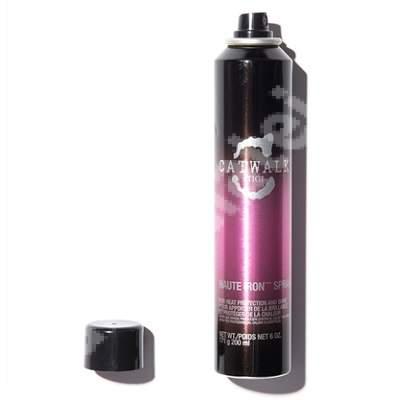 Spray fixativ pentru protecție termică Catwalk Haute Iron Spray, 200 ml, Tigi