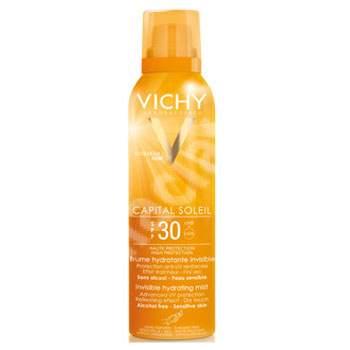 Spray hidratant invizibil SPF 30 Capital Soleil, 200 ml, Vichy