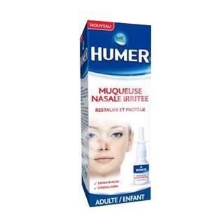 Spray pentru mucoasa nazală iritată - Humer, 20 ml, Urgo