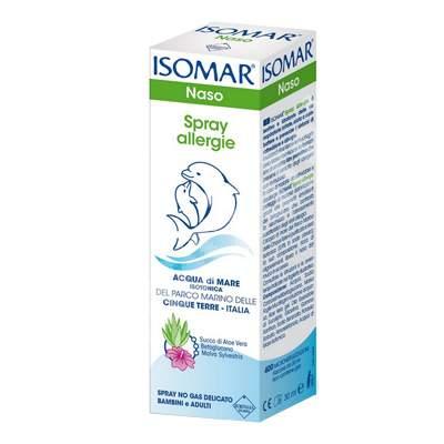 Spray impotriva alergiilor Isomar, 30 ml, Euritalia