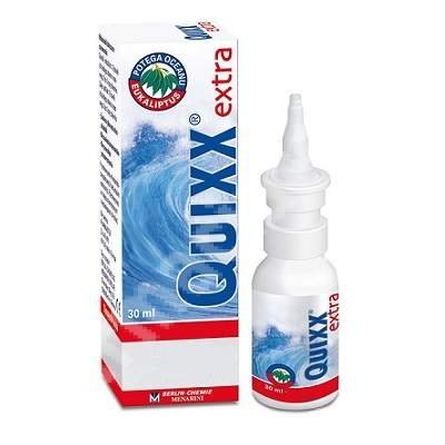 Spray nazal, Quixx extra, 30 ml, Pharmaster