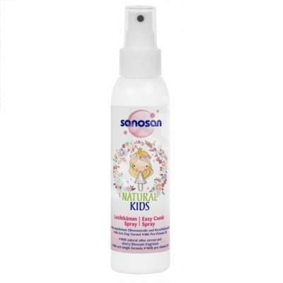 Spray pentru descurcarea părului, 125 ml, Sanosan