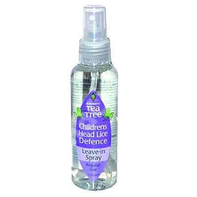 Spray pentru descurcat parul si impotriva paduchilor, 125 ml, Escenti