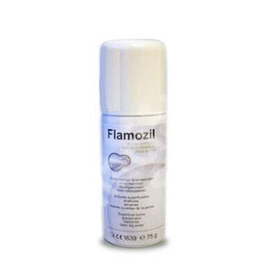 Spray tratament pentru rani Flamozil, 75 g, Lab Oystershell