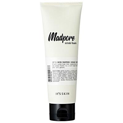 Spumă de curățare Madpore Scrub Foam, 120 ml, Its Skin