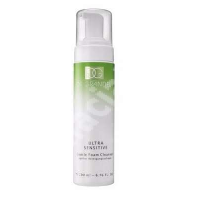 Spuma de curatare Ultra Sensitive (10615), 200 ml, Dr. Grandel