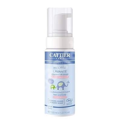 Spuma hipoalergenica pentru baita, 150 ml, Cattier