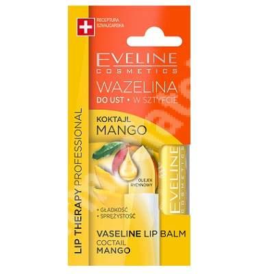 Strugurel cu mango Lip Therapy, 3.8 g, Eveline Cosmetics