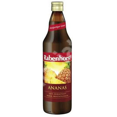 Suc de Ananas, 750 ml, Haus Rabenhorst