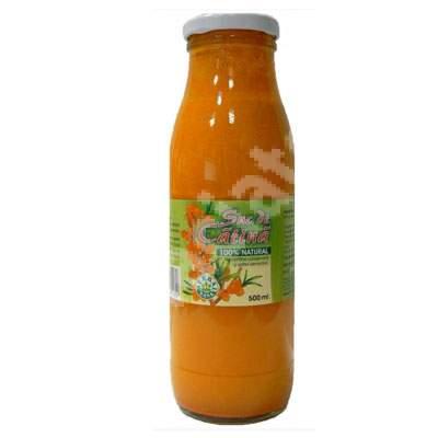 Suc de Catina 100% natural, 500 ml, Herbavit