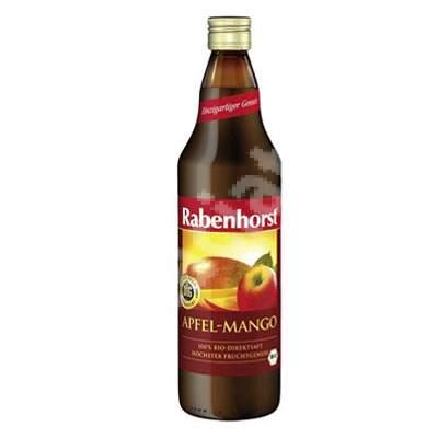 Suc de mere si mango, 750 ml, Haus Rabenhorst