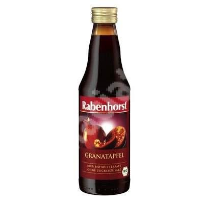 Suc de rodie Bio, 330 ml, Haus Rabenhorst