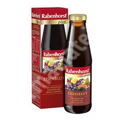 Suc Sange de Fier Eisenblut, 450 ml, Rabenhorst
